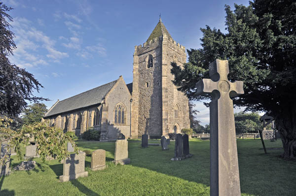 St. Oswald's Church, Thornton-in-Lonsdale.